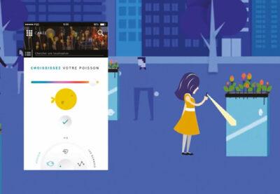 Poésie d'une ville numérique « Ludicité »