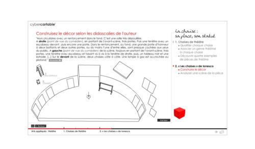 Module Théâtre 3