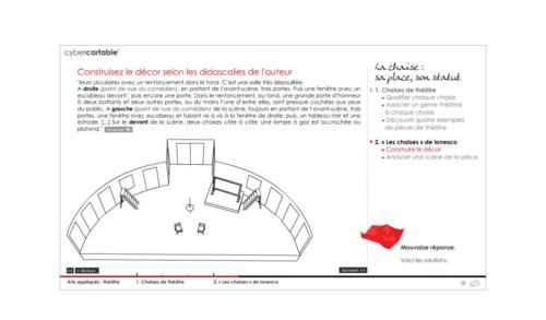 Module Théâtre 4