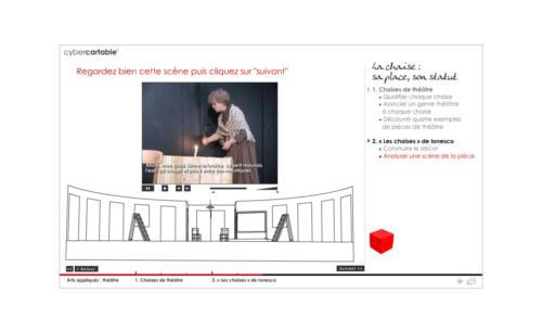 Module Théâtre 5