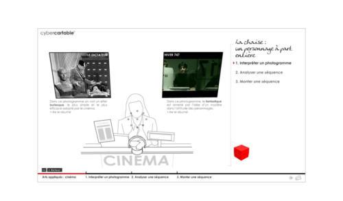Module Cinéma 2