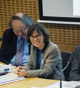 Annick Allaigre, Présidente Université Paris 8