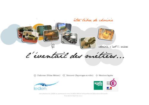 Home page de la collection