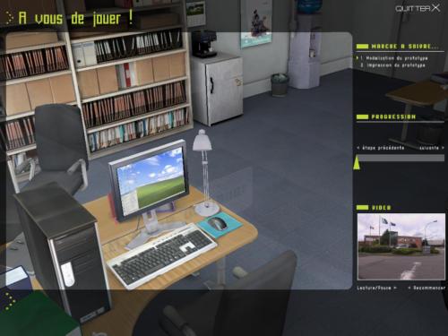 Module du prototypiste - 3D immersive