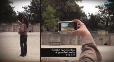 « Terra Numerica ». Visite augmentée sur mobile du patrimoine culturel dans la ville